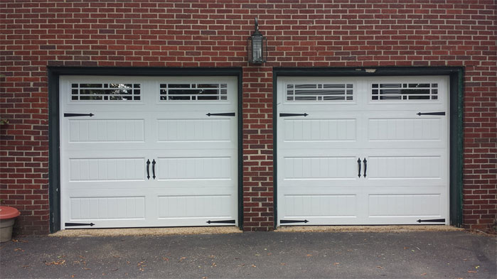 garage doors akron