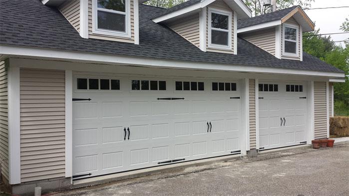 Amarr Oak Summit Garage Doors garage door photos | repair & installation | cleveland, oh