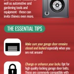 Infographics – Tips to Enhance Your Garage Door's Security and Protection