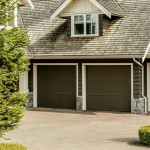 6 Garage Door Designs for Different Home Styles