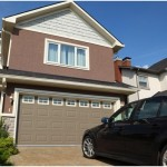 Garage Door Styles Series: The Elegance of Recessed Panel