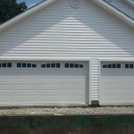 Garage Door Style Series: Contemporary Aluminum and Glass
