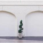 Garage Door Styles Series: Flush Panel Doors