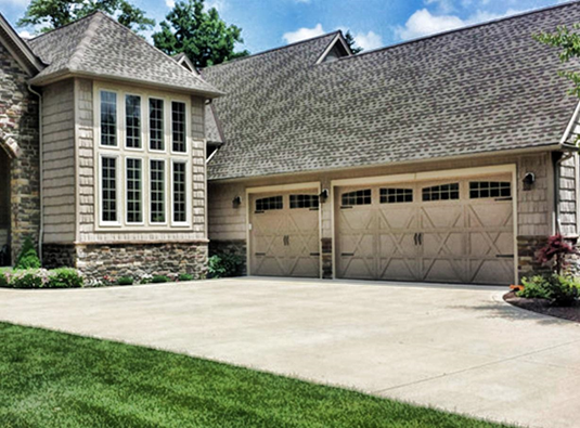 An Aesthetically Pleasing Home Isn T Limited To New Siding A High Quality Roof Or Replacement Doors And Windows It Also Extends Your Garage