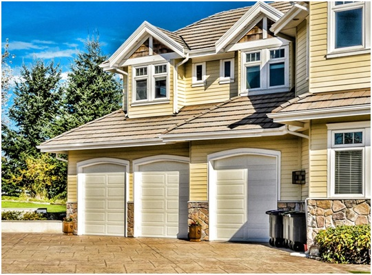 Automatic garage door company