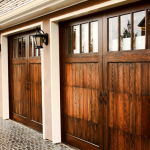 Garage Door Style Series: Benefits of Wood as a Material