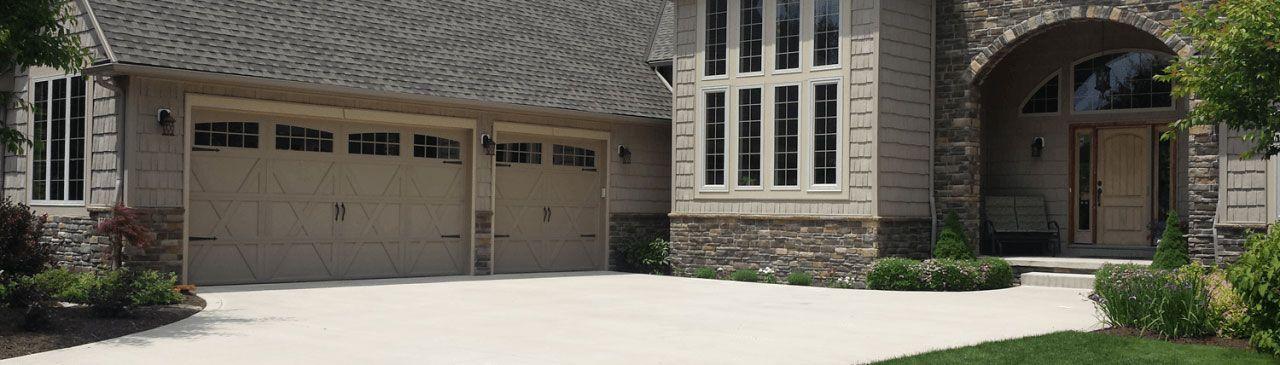 garage doors ohio