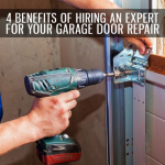 4 Benefits of Hiring an Expert for Your Garage Door Repair