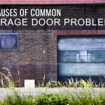 5 Causes of Common Garage Door Problems