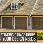 Outstanding Garage Doors for Your Design Needs