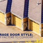 Garage Door Style: 5 Key Factors to Consider