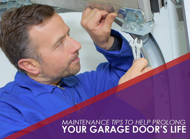 Prolong Your Garage Door's Life