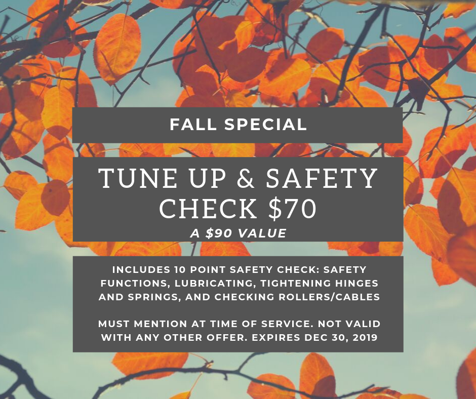 fall safety promotion